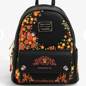 NWT Loungefly Coco Remember Me Mini Backpack